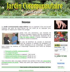 Jardin Communautaire St-Félicien